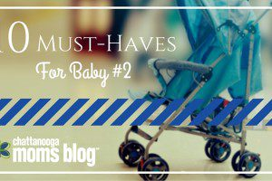 10 Items for Baby #2