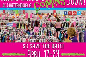 Chattanooga Save the Date - Spring 2016