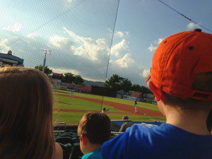 Chattanooga Lookouts game