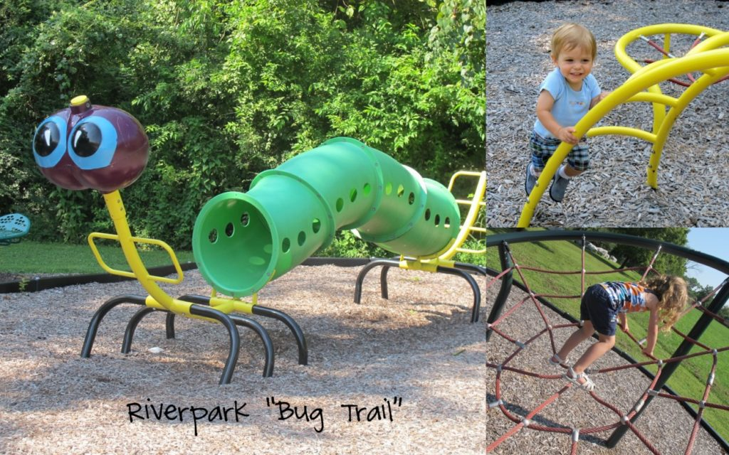 Riverpark Bug Playgrounds