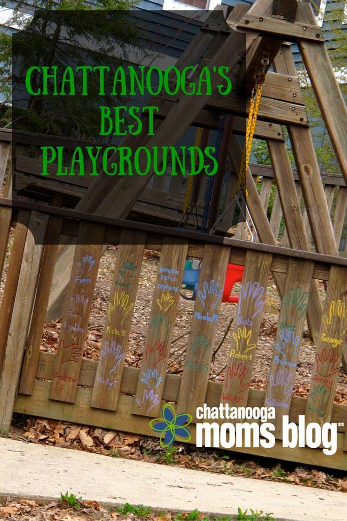 Chattanooga's BestPlaygrounds