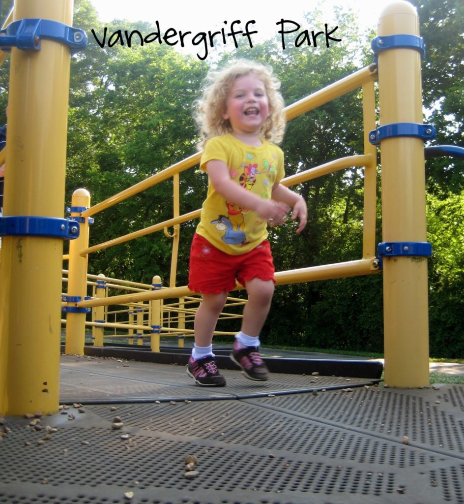 Vandergriff Park, Hixson, TN