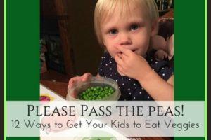 Please Pass the Peas 2