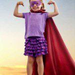 Raising Superheros (Volunteering with Your Kids)