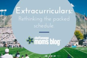 Extracurriculars-Rethinking the packed schedule