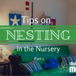 Nesting in the Nursery – Part 1