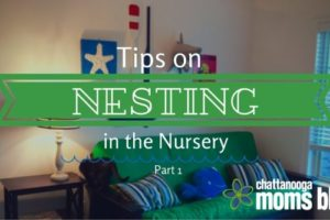 Nesting in the Nursery Part 1