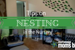 Nesting in the Nursery Part 2
