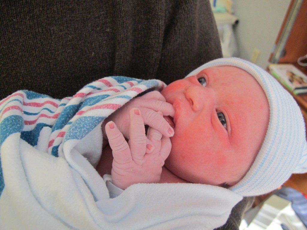 Newborn Baby Joshua