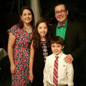 Allison, Kaitlyn, Jason, and Michael
