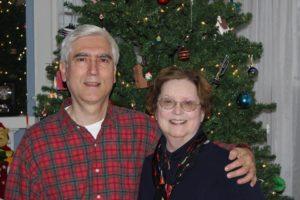 Jim and Brenda