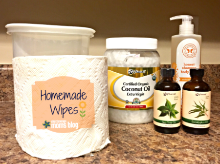 HomemadeWipes