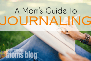 Mom's Guide to Journaling FI