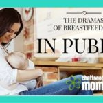 The Dramas of Breastfeeding in Public