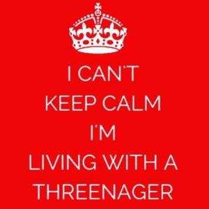 crown threenager