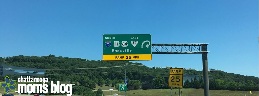 Knoxville is only about 90 miles from the Chattanooga area, making it a quick, easy, and inexpensive trip!