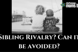 Sibling Rivalry, Can it be avoided