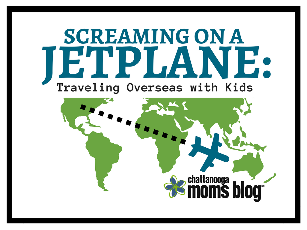 Traveling Overseas with Kids