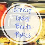 Crazy Easy Bento-Style Lunchboxes