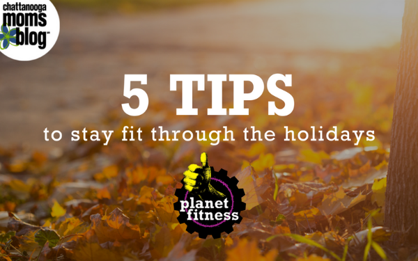 5 Tips to Stay Fit Through the Holiday by Planet Fitness