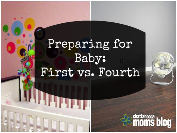 Preparing for Baby: First vs. Fourth