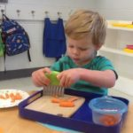The Work of a Child's Life : The Montessori Way!