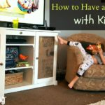 How to Have a Sick Day, with Kids