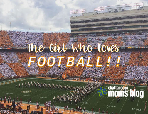 The Girl Who Loves Football