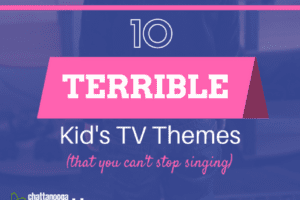 10 Terrible Kid's TV Themes
