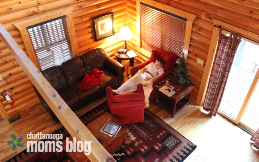 Chillaxin at Elk Springs Resort