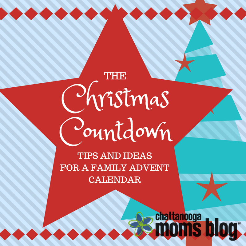 the christmas countdown tips and ideas for a family advent calendar - Christmas Countdown Ideas