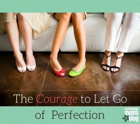 Courage over Perfection