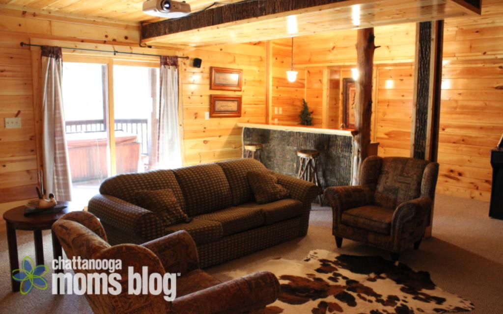 Rec Room at Elk Springs Resort