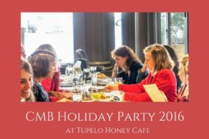 CMB Holiday Party 2016