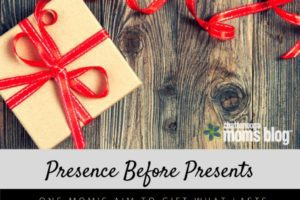 Presence Before Presents