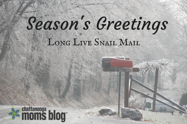 Season's Greetings: Long Live Snail Mail
