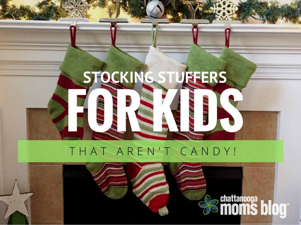 Stocking Stuffers for Kids | Chattanooga Moms Blog