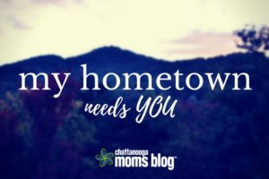 my hometown needs you