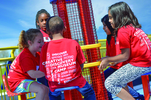Creative Discovery Museum Camp