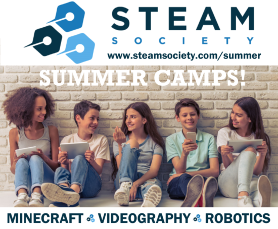 STEAM Society Summer Camp