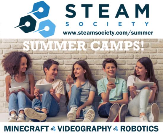 STEAM Society Summer Camp