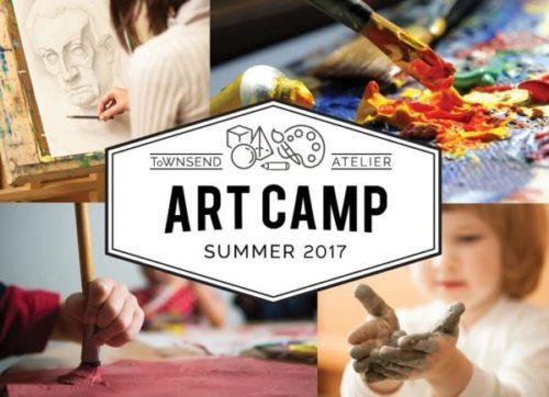 ART CAMP AT TOWNSEND ATELIER
