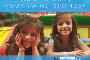 HOW TO ROCKYOUR TWINS' BIRTHDAY