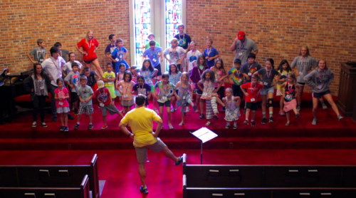 First Baptist Church Music and Arts Camp