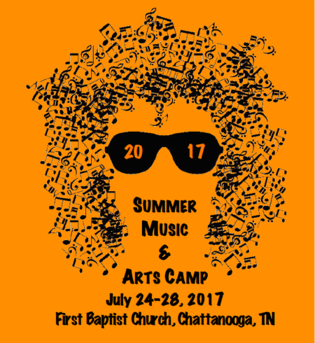 First Baptist Church Summer Music and Arts Camp