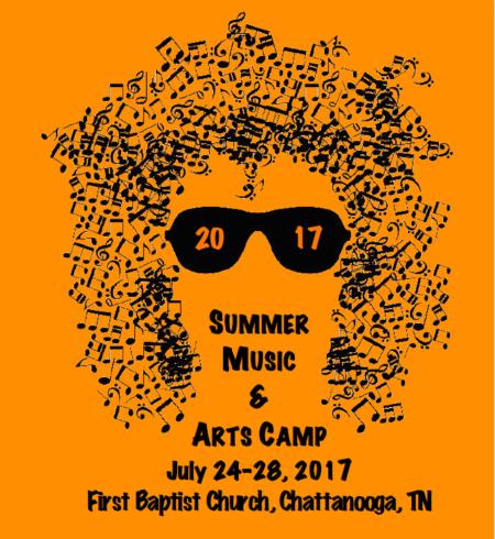 First Baptist Church Summer Music and Arts Camp