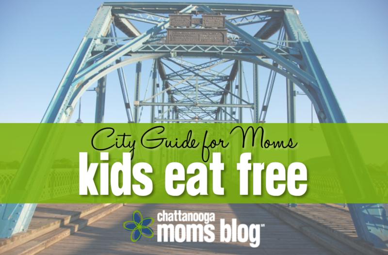 Chattanooga Kids Eat Free