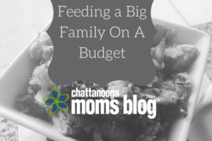 Feeding a Big Family On A Budget