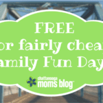 Free (or Fairly Cheap) Family Fun Days!