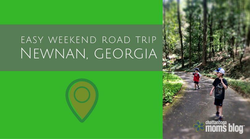 Looing for a great place to getaway for the weekend? Try historic Newnan Georgia! There is something for everyone in this sweet little town, and you can do it all in a weekend!